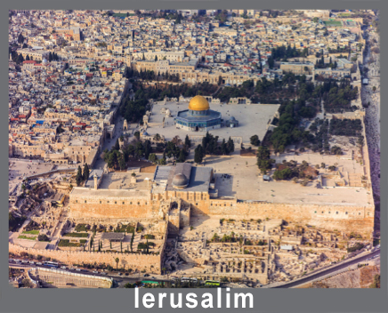 jerusalem- editat